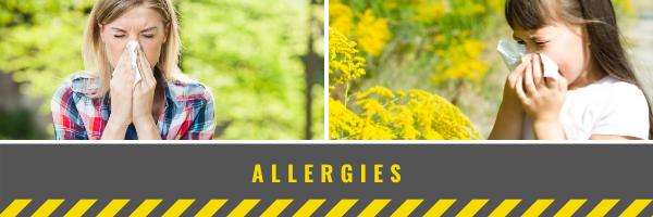 comment prévenir les allergies naturellement